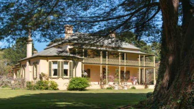 Boscobel, Sutton Forest sold