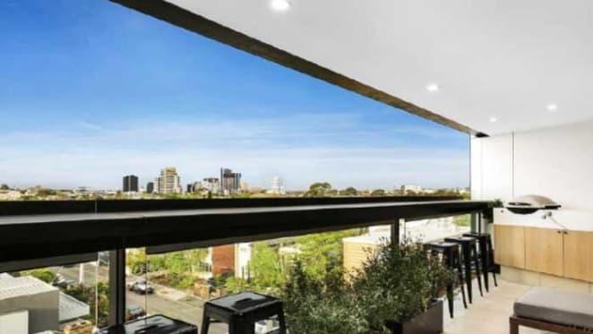 Suzi Taylor Blocktagon apartment sold