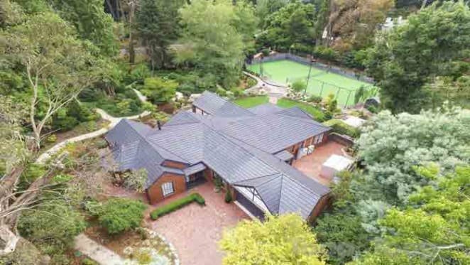 Adelaide Hills trophy 'The Maples' listed