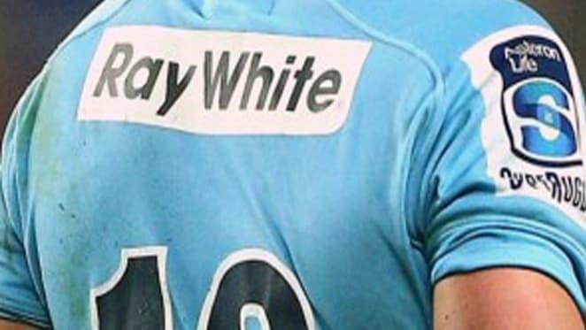 Ray White sponsors the Waratahs for third year running