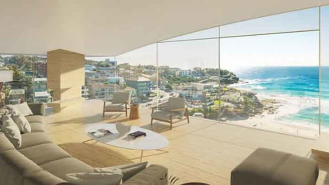 Tamarama's trophy home site with plans listed by Built's Marco Rossi