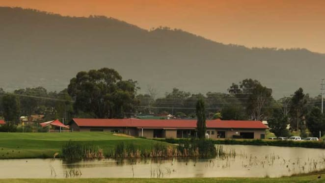 Tamworth golfing complex The Longyard Golf Course on the market