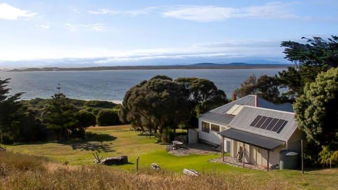 Waterhouse Island, Tasmania listed
