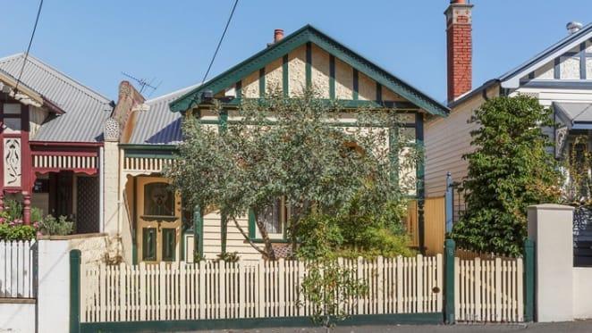 Peter McKenna lists Richmond Edwardian cottage