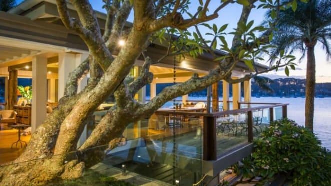 Peter Weiss buys Pittwater, Palm Beach weekender