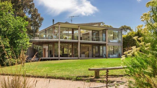 Myer chief Richard Umbers buys Mornington Peninsula retreat