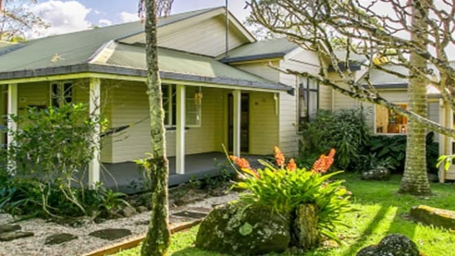 1920s Coorabell Byron Bay hinterland homestead sale