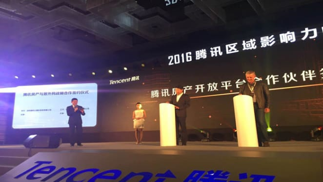 Chinese property websites go head to head