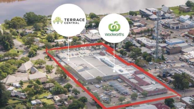 Raymond Terrace retail centre sold for $33.5 million