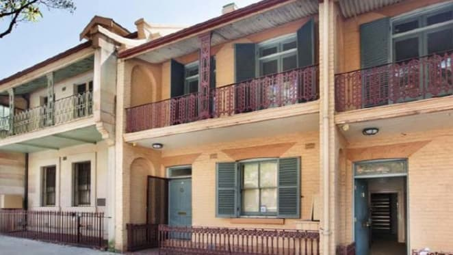 Victorian terraces in Sydney's Ultimo go on sale