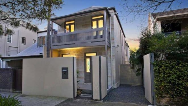 Freestanding Woollahra sandstone terrace sold