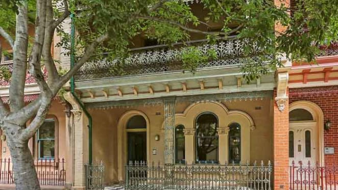 Architect Eugene Marchese buys in NSW State Government's Millers Point terrace selloff