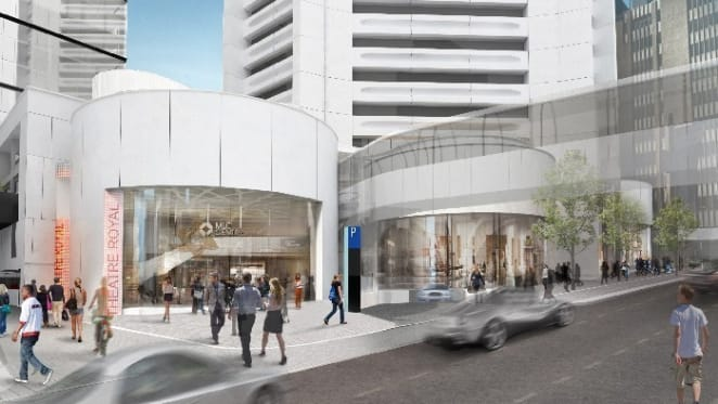 Neil Perry's Burger Project set for MLC Centre