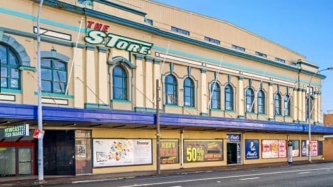 Newcastle's The Store on the market
