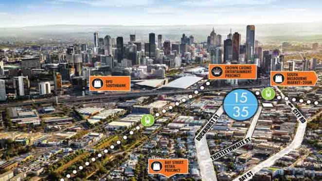 $8 million South Melbourne mixed use redevelopment sale
