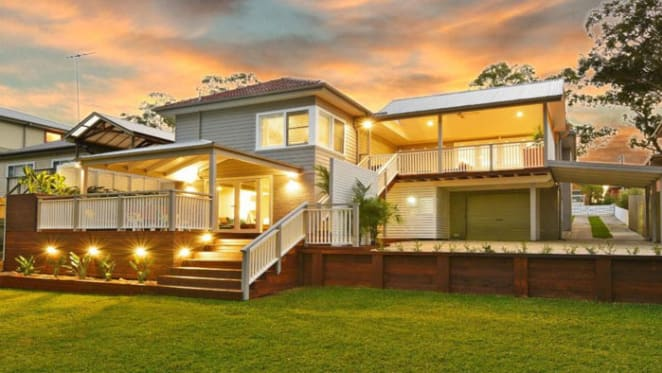 $2000 higher, so Thornleigh's third record residential sale in 2015