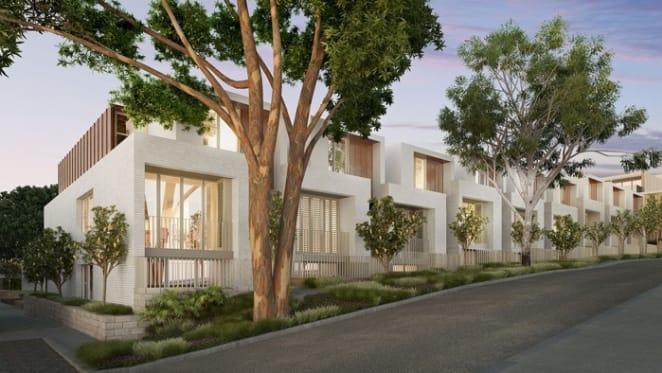 It's Balmain, darling! This inner west village is luring buyers seeking laid back luxury