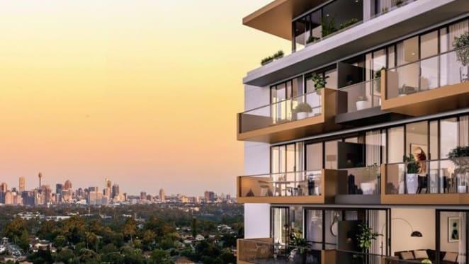 Toga unveils towering third Macquarie Park apartment block