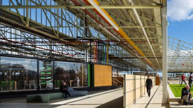 SA architectural awards recognise Tonsley project