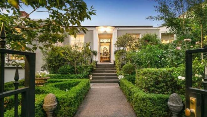 Lady Susan Renouf's Toorak trophy home sold post-auction