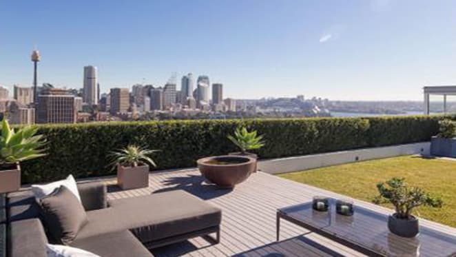 Cameron O'Reilly sells Darlinghurst's Top of the Town penthouse