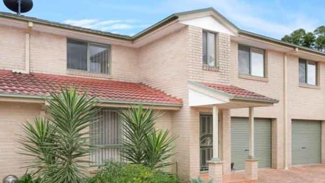 Lurnea two bedroom flat was Sydney's cheapest weekend sale