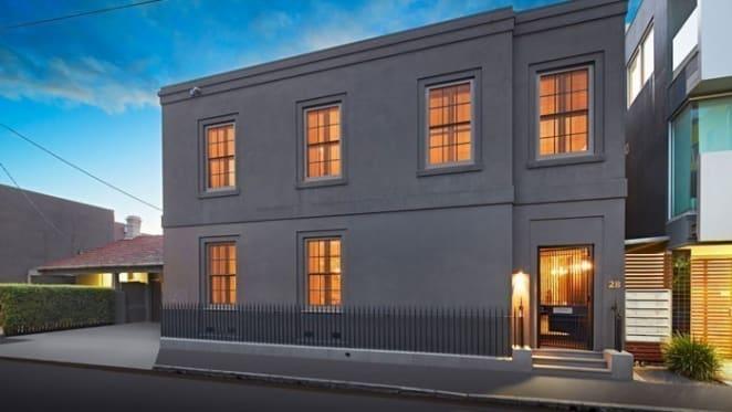 Melbourne architect Michael Munckton's Prahran home