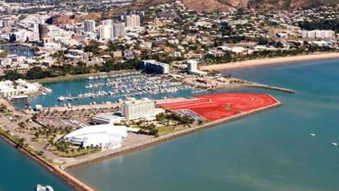 Townsville development site listed again