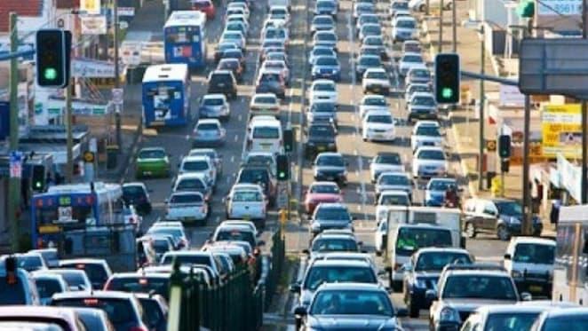 Designing suburbs to cut car use