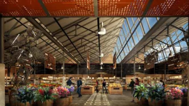 Sydney's Harold Park Tramsheds to open as foodie hub