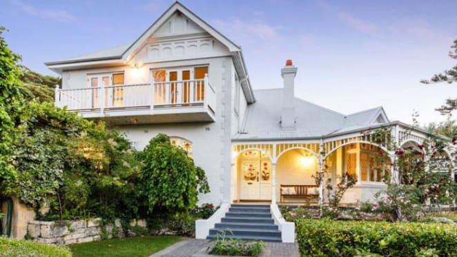 Elegant 1913 Claremont home for sale