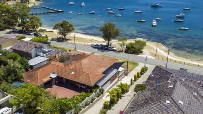 Riverfront property in Bicton sold for $3.2 million