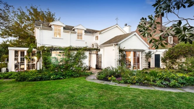 Southdean, Toorak stables conversion listed for auction