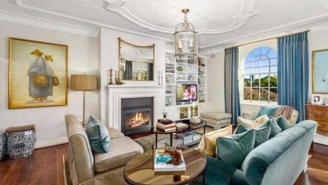 Double Bay trophy apartment listed