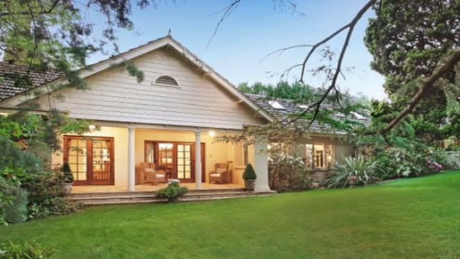 Red Hill estate on Canberra's Golden Mile listed