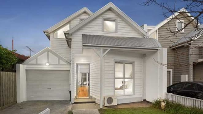 Angus Graham lists Yarraville townhouse