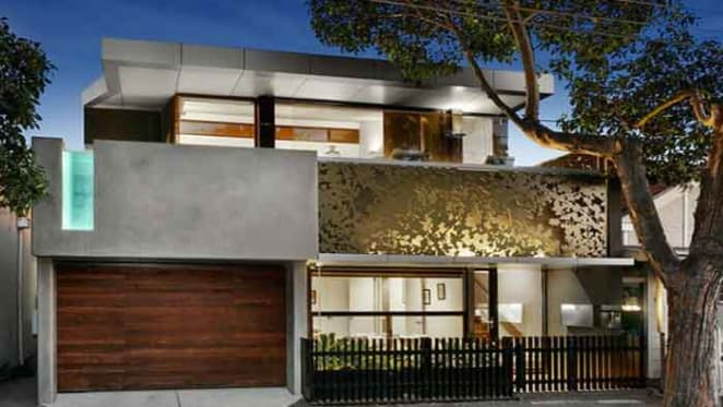 Nicholas Murray award winning home listed in Port Melbourne
