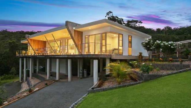 Yandina Creek trophy home listed for sale