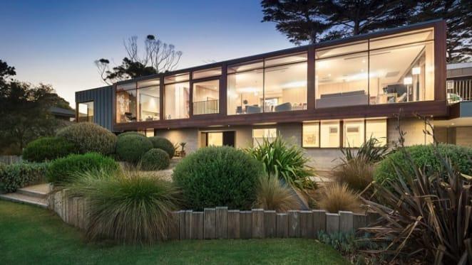 John Wardle-designed Flinders house offering