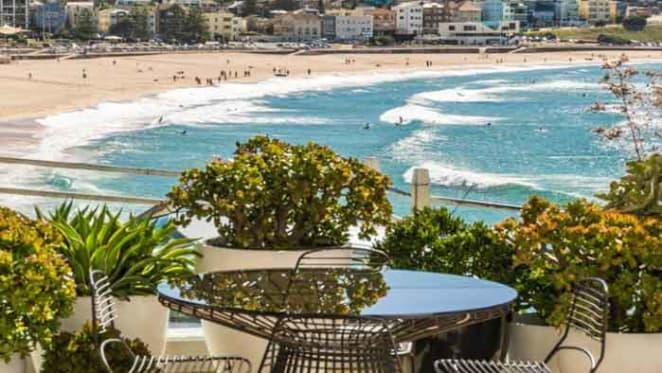 Mark Morffew lists at Bondi Beach through Belle Property