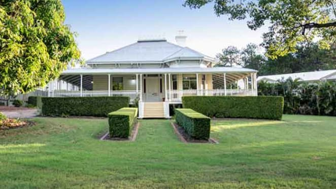 Historic Hughesville sells outside of Brisbane