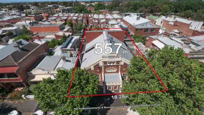 720 Brunswick Street North Fitzroy remains listed