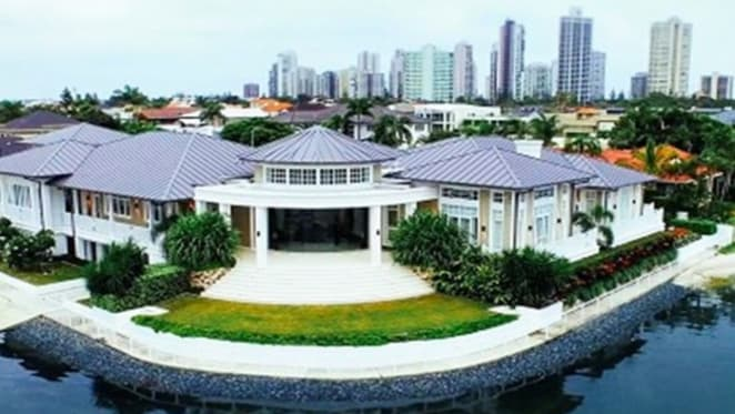Surfers Paradise trophy home with $12.5 million plus hopes at Paradise Waters