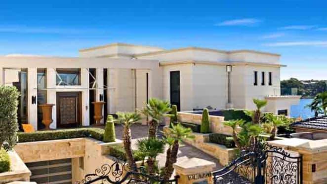 $20 million Sylvania trophy home listing