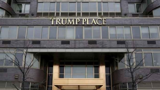 Residents of Trump Place petition to have property name changed