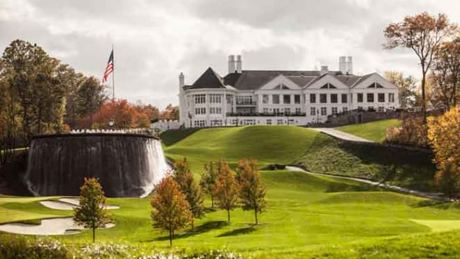 Trump golf course clubhouse architect on Trump negotiating tactics