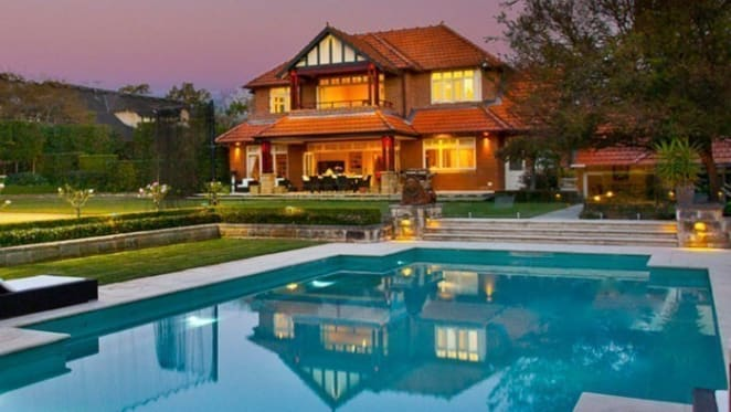 Ballernoo, Killara $15 million trophy home offering