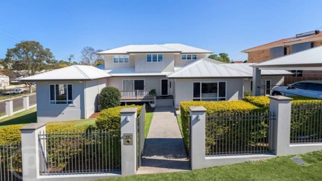 Seven Hill Brisbane home takes most expensive weekend sale