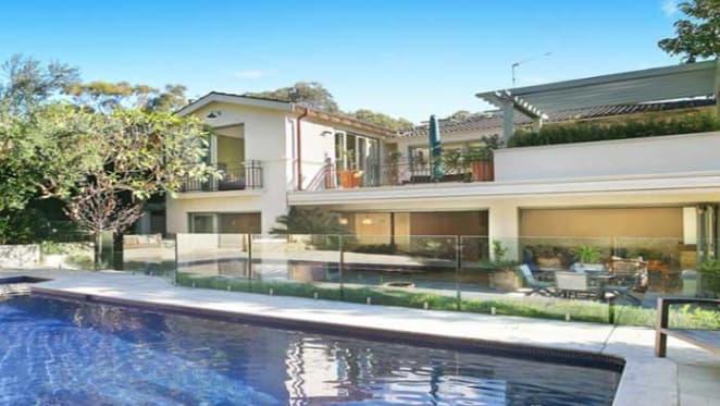 Property developer Bryan Rose lists in Vaucluse
