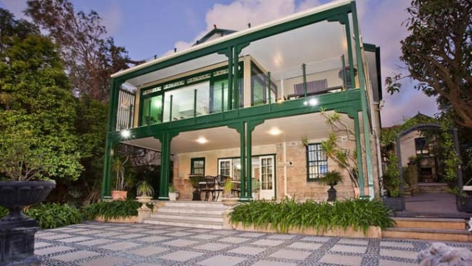 Rabbitohs official puts Vaucluse home on market